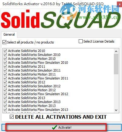 solidworks2016安装教程 solidworks2016破解版图文教程