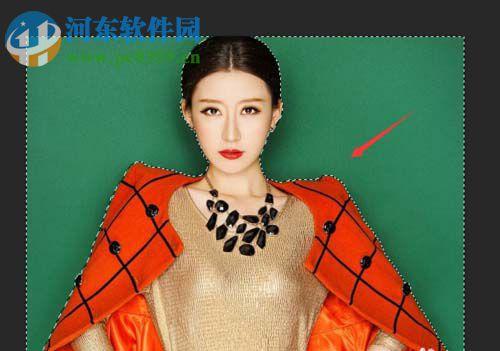 pscc怎么抠图?Photoshop cc使用魔术棒快速抠的方法