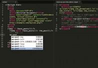 Sublime Text快速输入代码的实用...