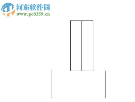 cad二维转三维平面图?_cad二维转三维平cad打断于点和打断图片