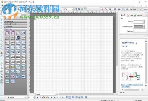 ConceptDraw office 4绘制流程图的方法