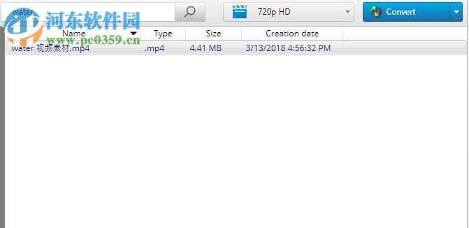 VDownloader将视频转换为avi格式的方法