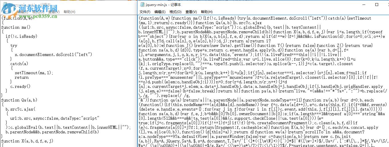 JavaScript代码排版工具的使用方法