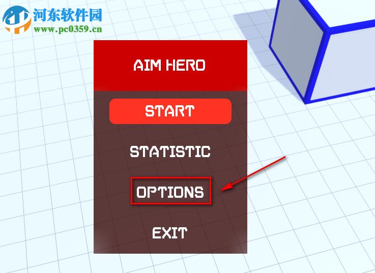 aim hero设置中文语言界面的方法
