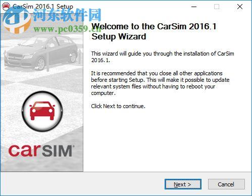 carsim2016安装破解教程