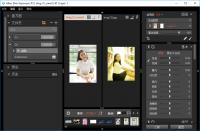 exposure x3给图片添加水印的方法...