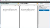 ABBYY Comparator对比文件的方法
