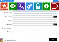 PassBox管理密码的方法