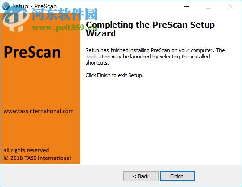 prescan破解安装方法
