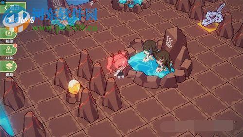 崩坏3熔岩旅馆摸仙阁第三层怎么过 奇异漂流摸仙阁第三层攻略