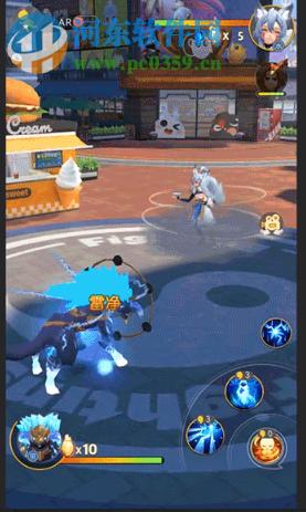 一起来捉妖雷兽怎么打 五星神灵雷兽使用攻略