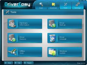 DriverEasy(检测驱动程序) 5.5.2 中文版