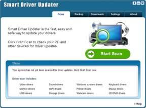 驱动备份还原工具(Smart Driver Updater) 5.0.191 免费版