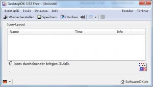 DesktopOK(桌面图标位置锁定器) 4.99.0 绿色版