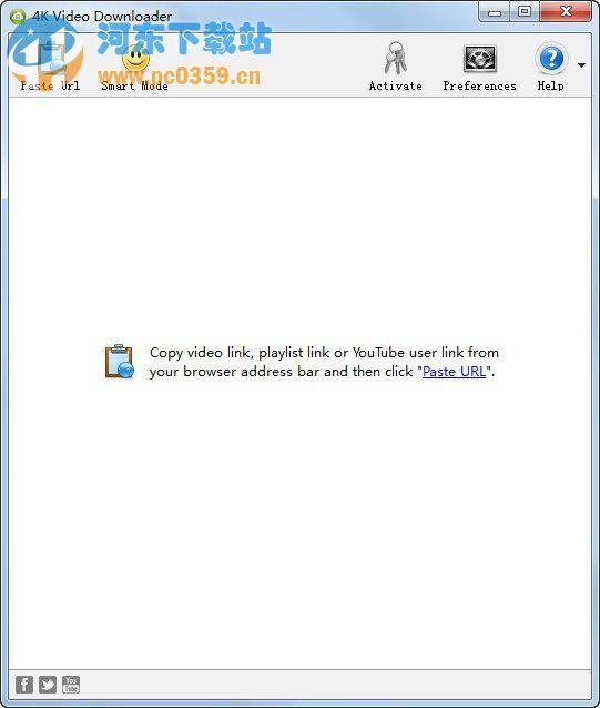 4k video downloader下载