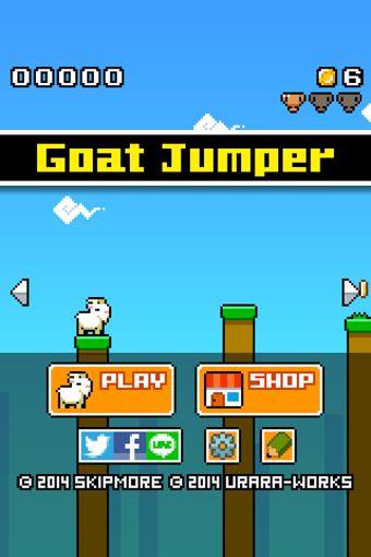 山羊跳跳(1)