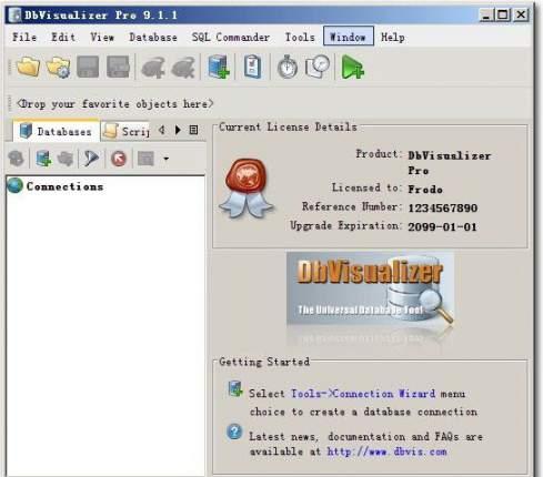 dbvisualizer pro 9.2.14 破解版