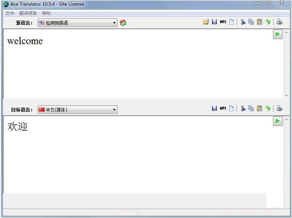 Ace Translator 16.3 中文注册版