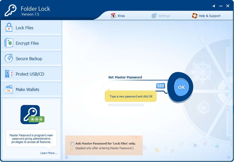 Folder lock(文件加密软件) 7.7.6 免费版