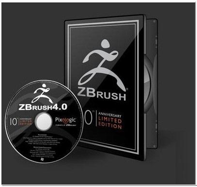 ZBrush(雕刻大师) 4r6 4.7 官方中文版