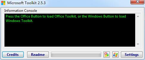 Microsoft Toolkit(win8/Office2013激活工具) 2 官方免费版