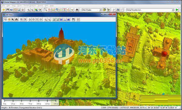 global mapper下载