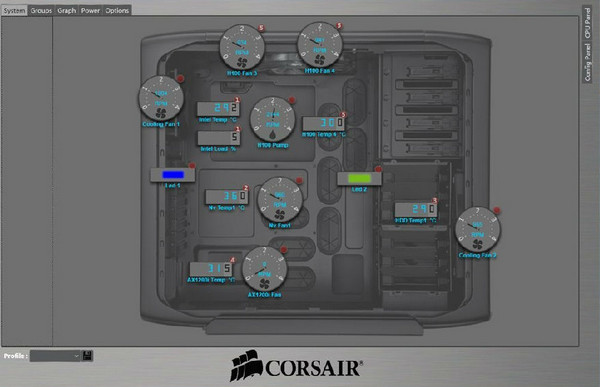 Corsair Link 4.9.2.27 中文版