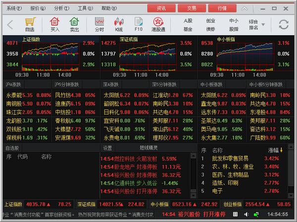 光大证券金阳光智胜版 2.0.28 官方版