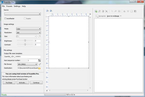 twain扫描软件中文版 3.6 官方版