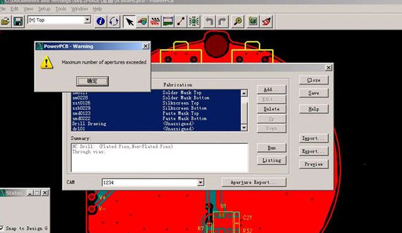 印制电路板设计制作工具(powerpcb)
