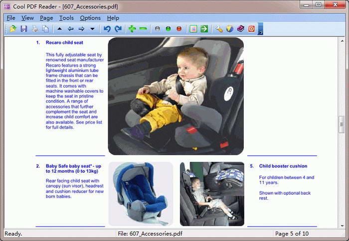 Cool PDF Reader(PDF阅读器) 3.1.6.308 官方版