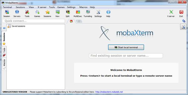 MobaXterm 10.4 官方版