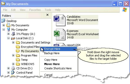 Kryptel文件加密工具 8.1.2 官方版
