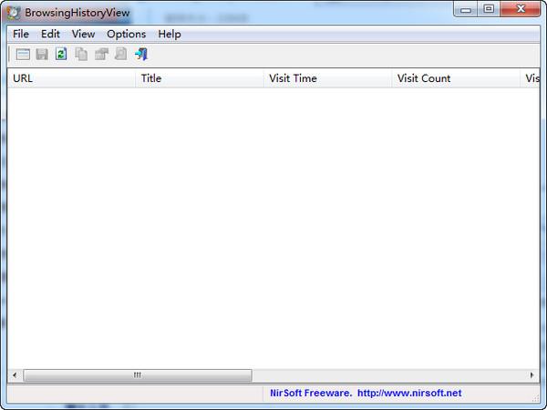 BrowsingHistoryView(浏览器历史记录查看工具) 2.11 官方版