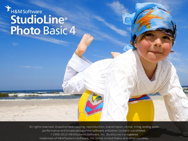 StudioLine Photo Basic(照片管理软件) 4.2.35 官方版