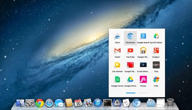 谷歌浏览器Mac 52.0.2743.82 官方版