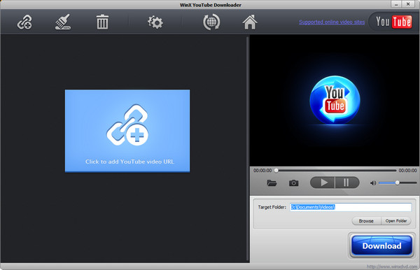 winx youtube downloader 6.9.5 官方版