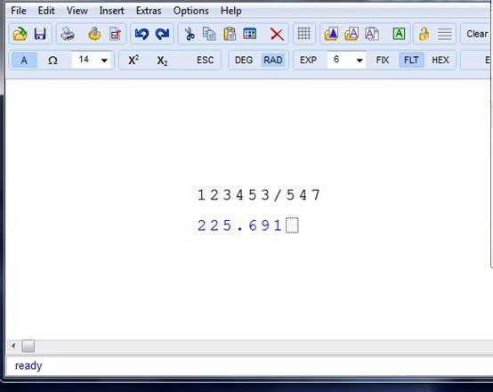 RedCrab(全屏计算器编辑器) 6.34.0.186 绿色免费版