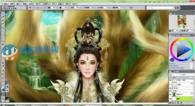 Corel Painter 2016 中文版