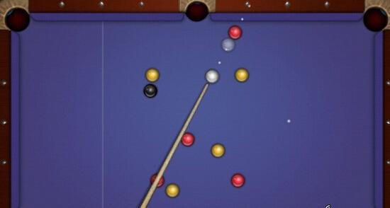 全民桌球app截图1