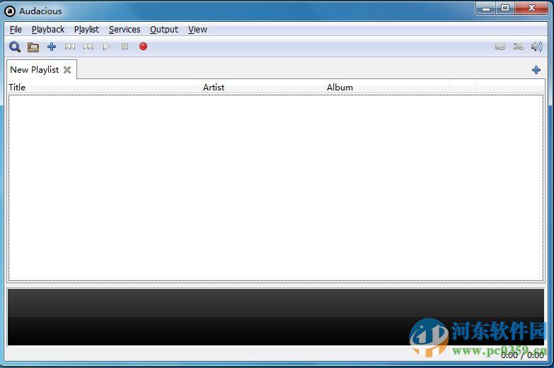 Audacious(音乐播放器) 3.10.1 官方绿色版