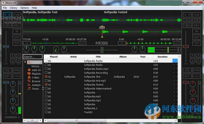 Mixxx(DJ混音软件) 2.2.0 官方版