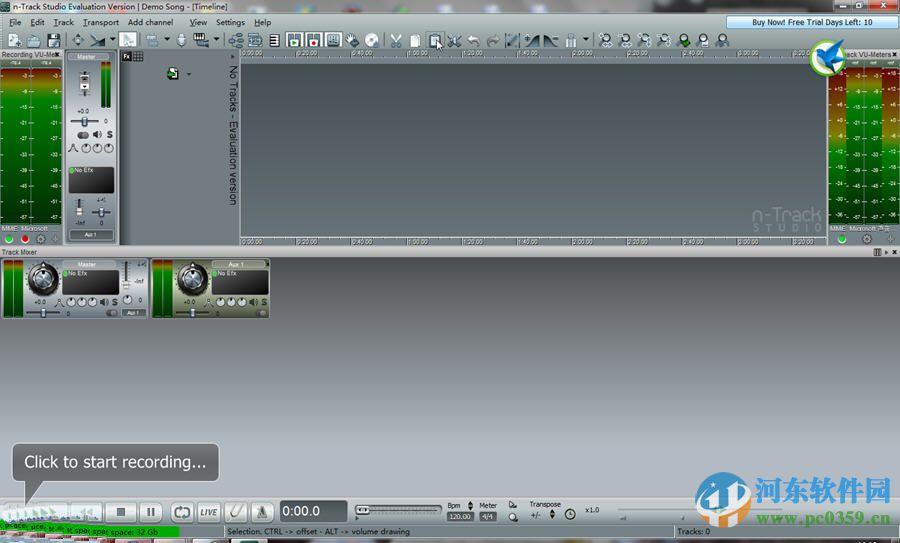 n-Track Studio(音频处理) 9.0.5 Build 3610 官方版