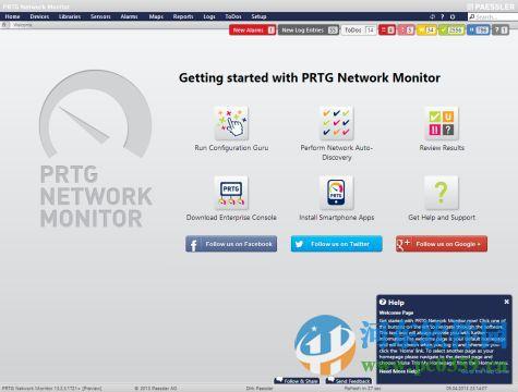 PRTG Network Monitor(流量监测) 18.3.43.2323 官方版
