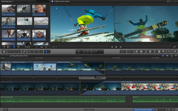 Final Cut Pro X for mac 简体中文版 10.4.6 官方版