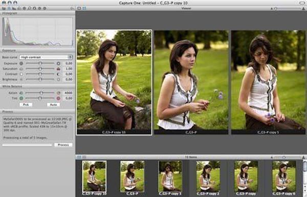 CaptureOne Mac版 11.1.10