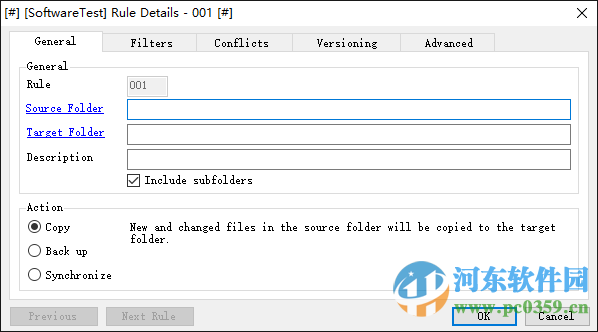 SyncFolders(文件同步备份) 3.4.383 官方版