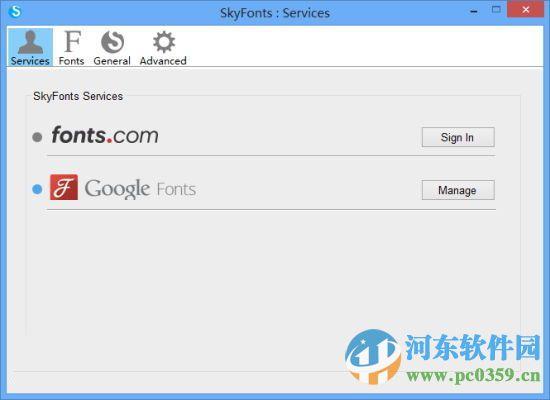 SkyFonts(字体更新下载) 5.9.2.0 官方版