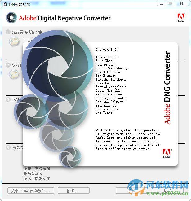 Adobe Camera Raw9.5.1中文版