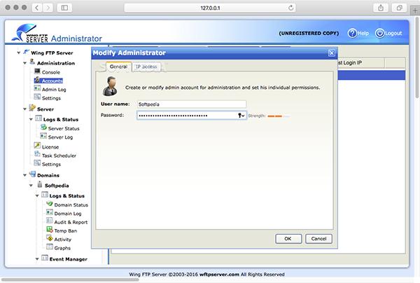 澳博国际娱乐平台g FTP Server Mac版 4.8.0